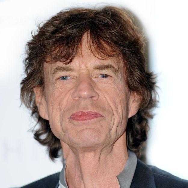 A 73 ans, Mick Jagger est père pour la huitième fois