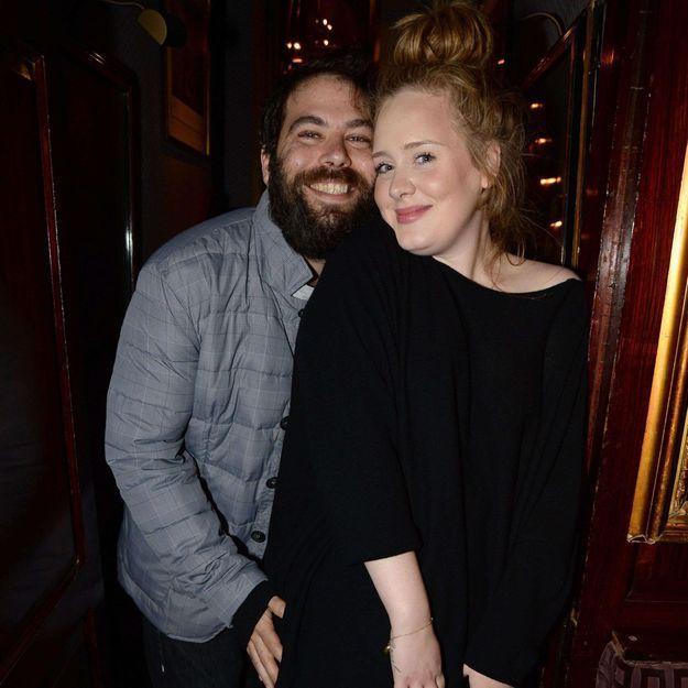 Adele aurait quitté le père de son fils