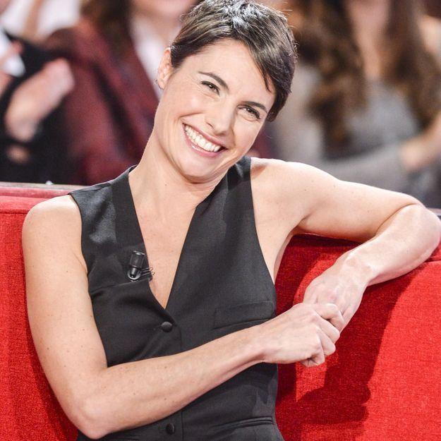 Alessandra Sublet, heureuse et zen pour sa deuxième grossesse