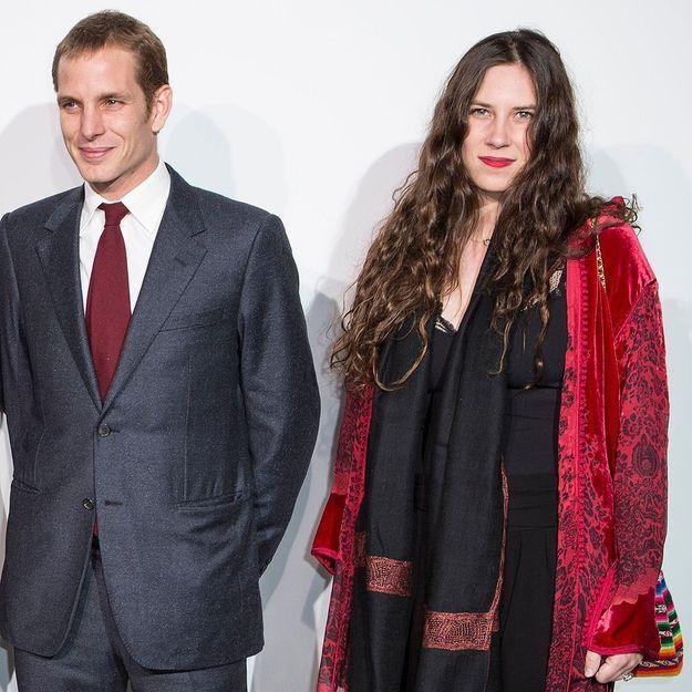 Andrea Casiraghi a épousé Tatiana Santo Domingo