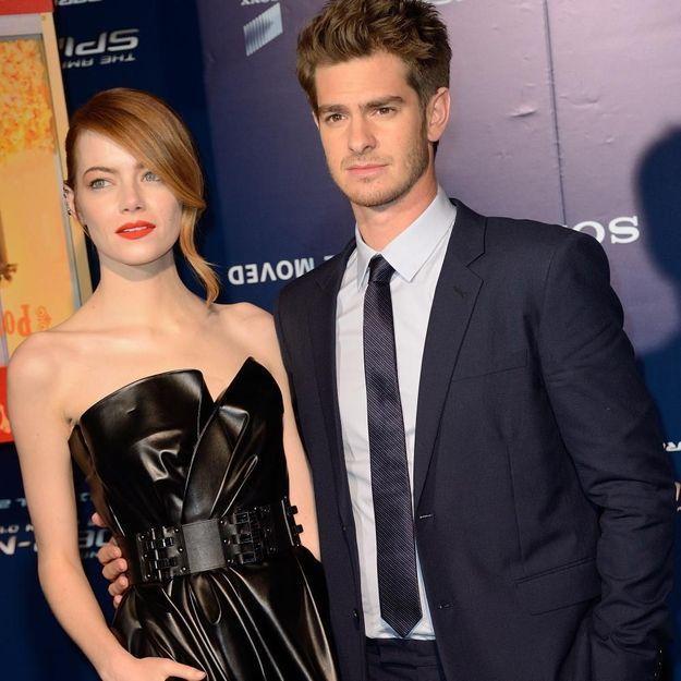 Andrew Garfield en couple avec Emma Stone : ils s'aiment malgré la séparation