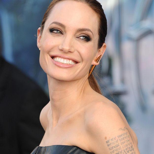 Angelina Jolie: à seulement 10 ans, son fils Pax veut se faire tatouer