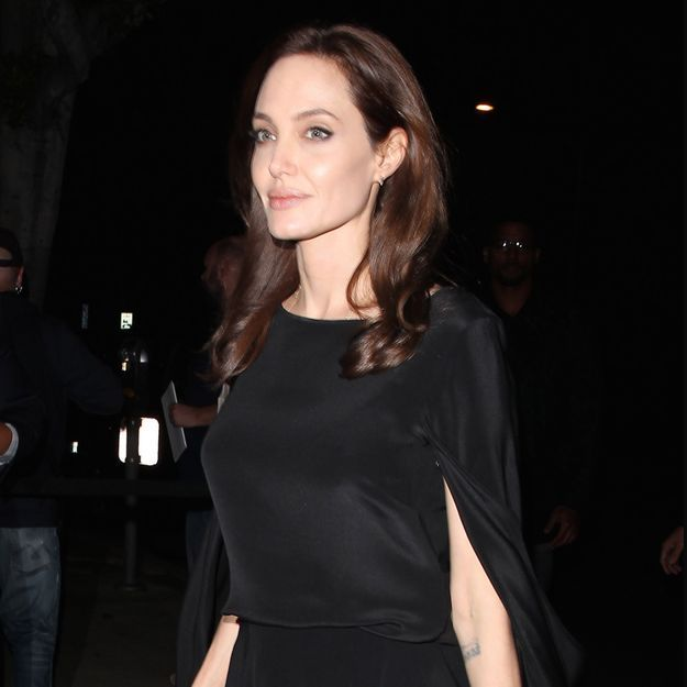 Angelina Jolie, « une enfant gâtée » ?