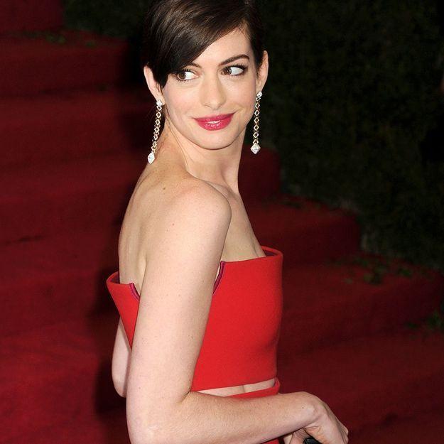 Anne Hathaway « longtemps détruite » par la célébrité