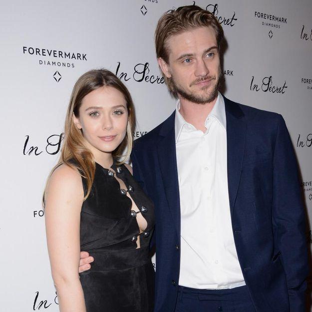 Après Mary-Kate, Elizabeth Olsen serait elle aussi fiancée