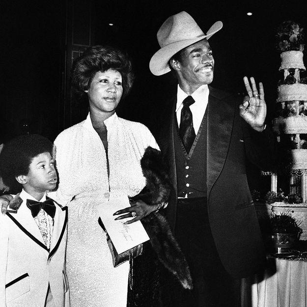 Aretha Franklin : qui sont ses enfants, Clarence, Edward, Ted et Kecalf ?