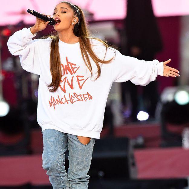 Ariana Grande explique pourquoi, après l'attentat de Manchester, elle a vite repris sa tournée
