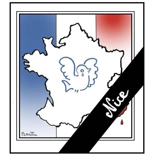 Attentat à Nice : l'émotion des célébrités sur Twitter