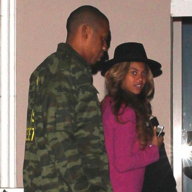Beyoncé et Jay Z se sont réconciliés avec Kim Kardashian et Kanye West