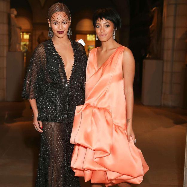 Beyoncé et Solange Knowles, l'heure de la réconciliation?