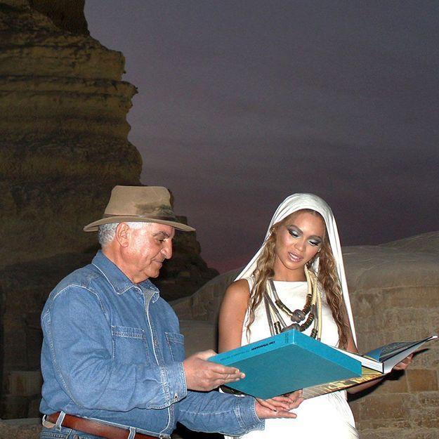 Beyoncé, virée d'une visite guidée en Egypte
