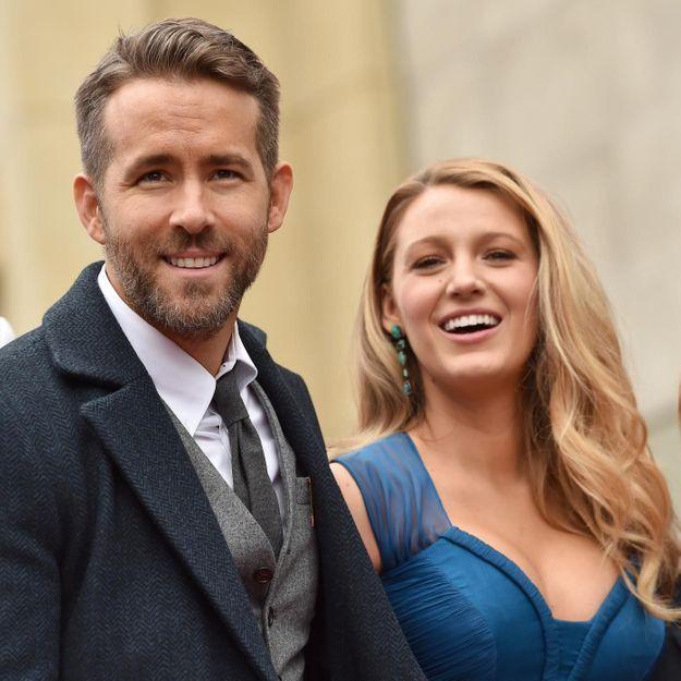 Blake Lively et Ryan Reynolds nous présentent leurs deux filles !
