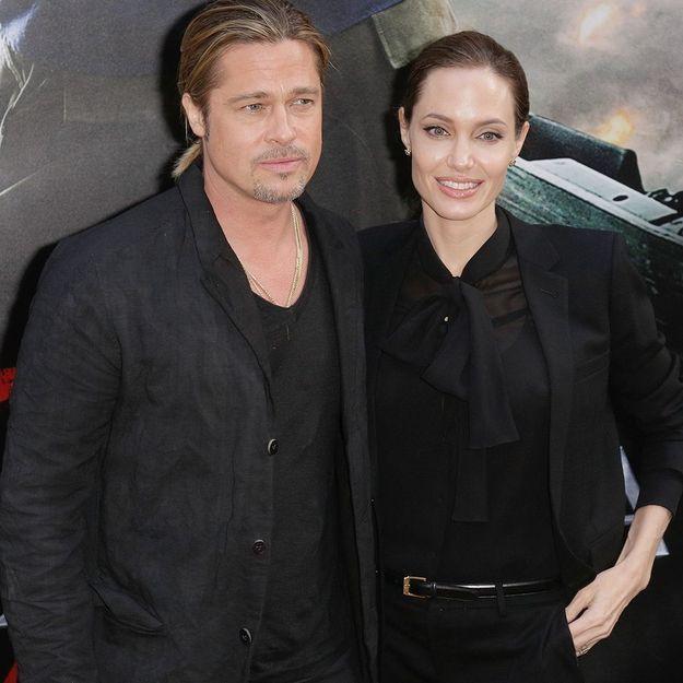 Brad Pitt et Angelina Jolie vendent leur vin bio une fortune aux enchères