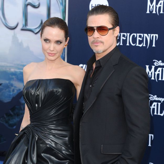 Angelina Jolie et Brad Pitt sont officiellement mari et femme