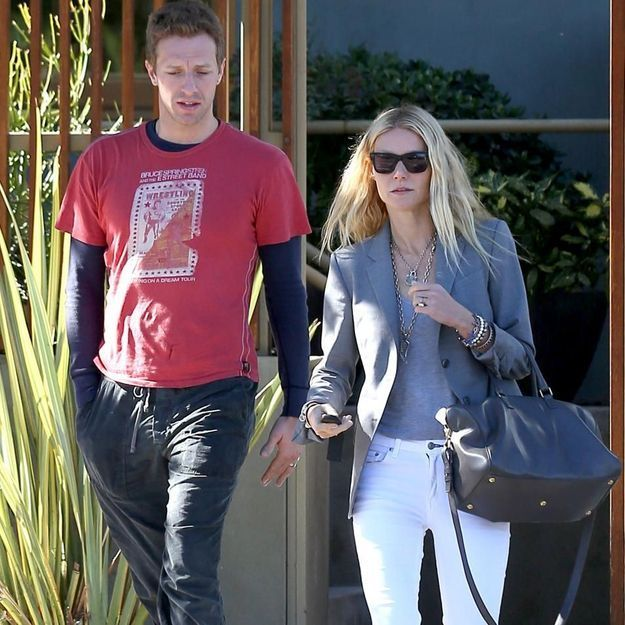 C'est officiel ! Gwyneth Paltrow et Chris Martin ont divorcé