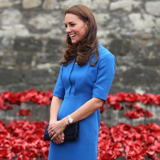 C'est officiel: Kate Middleton est enceinte, un royal baby pour le printemps !