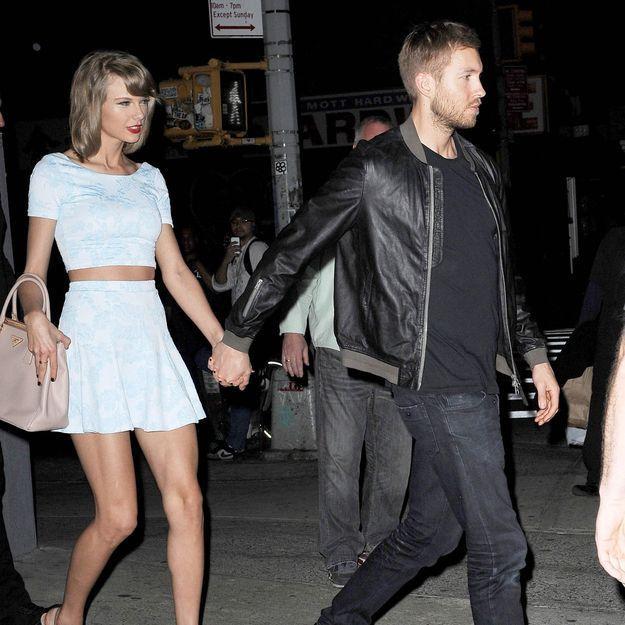 Calvin Harris : il raconte son bonheur avec Taylor Swift