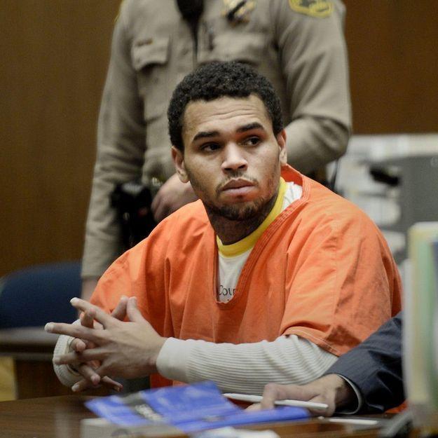 Chris Brown condamné à un an de prison