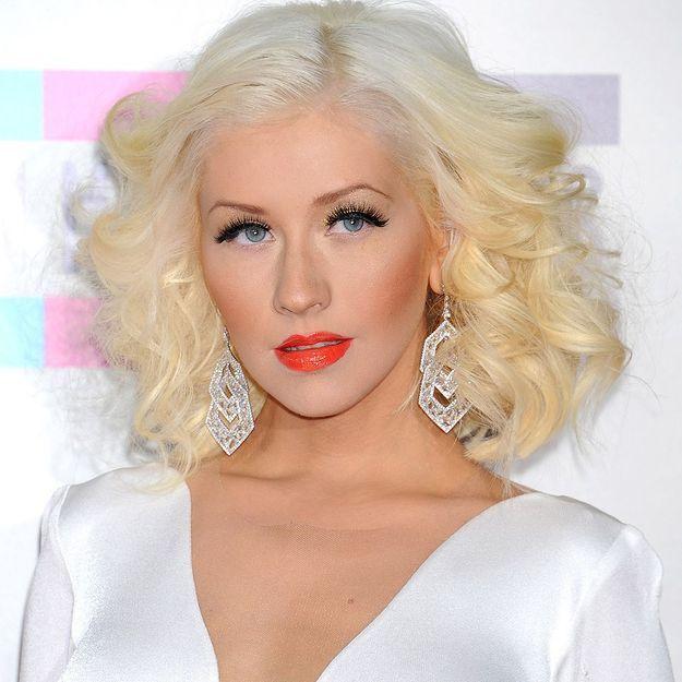 Christina Aguilera partage une première photo de sa fille