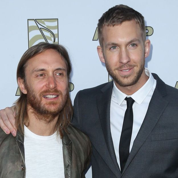 Combien ont gagné Calvin Harris et David Guetta cette année ?