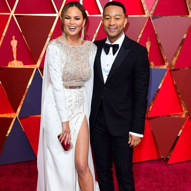 Comment Chrissy Teigen et John Legend ont-ils annoncé leur grossesse ?