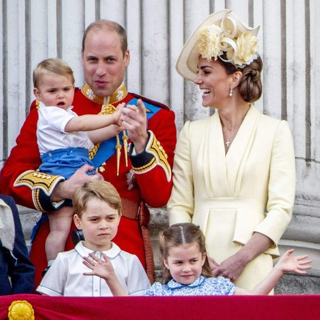 Comment Kate Middleton et le prince William occupent leurs enfants pendant le confinement