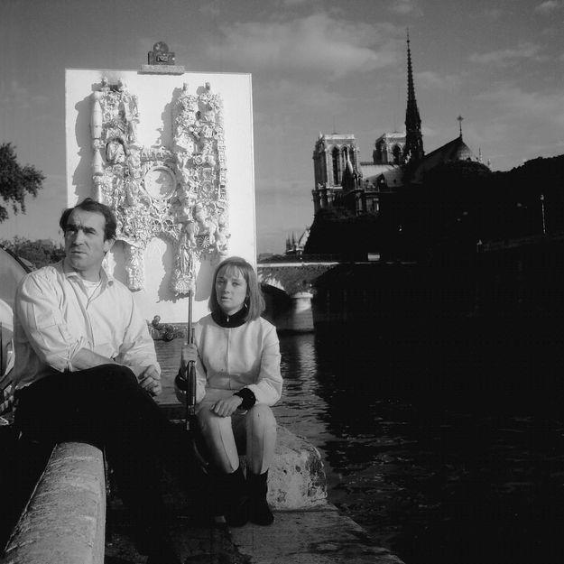 Couple de légende : Niki de Saint Phalle & Jean Tinguely