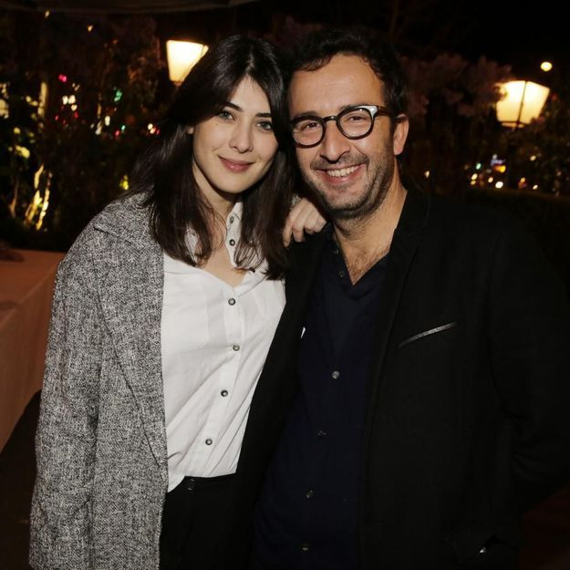 Cyrille Eldin en couple avec sa chroniqueuse Sandrine Calvayrac