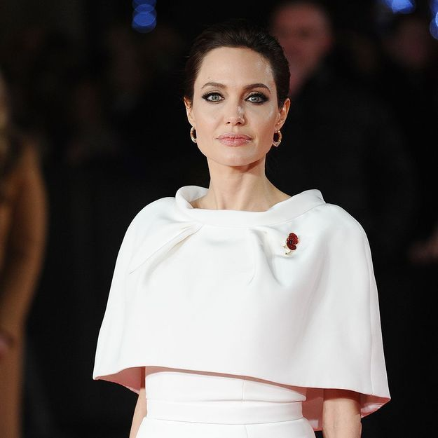 Des photos sexy d'Angelina Jolie refont surface
