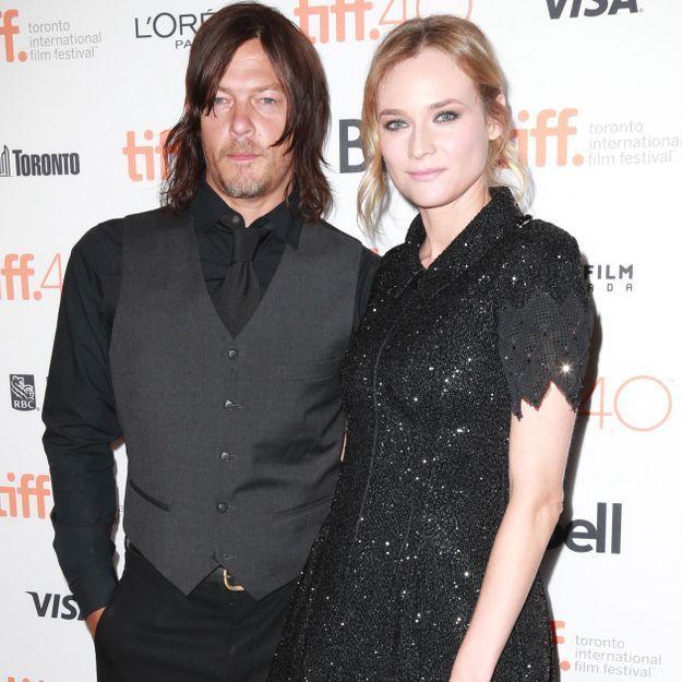 Diane Kruger en couple avec Norman Reedus, le beau gosse de « The Walking Dead »