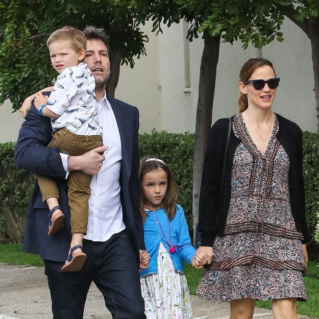 Divorcés, Ben Affleck et Jennifer Garner emménagent ensemble à Londres
