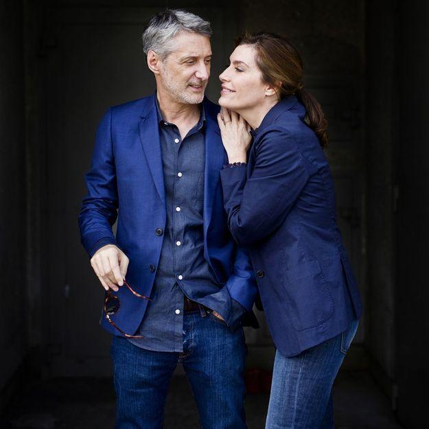 En vacances avec Daphné Roulier et Antoine de Caunes