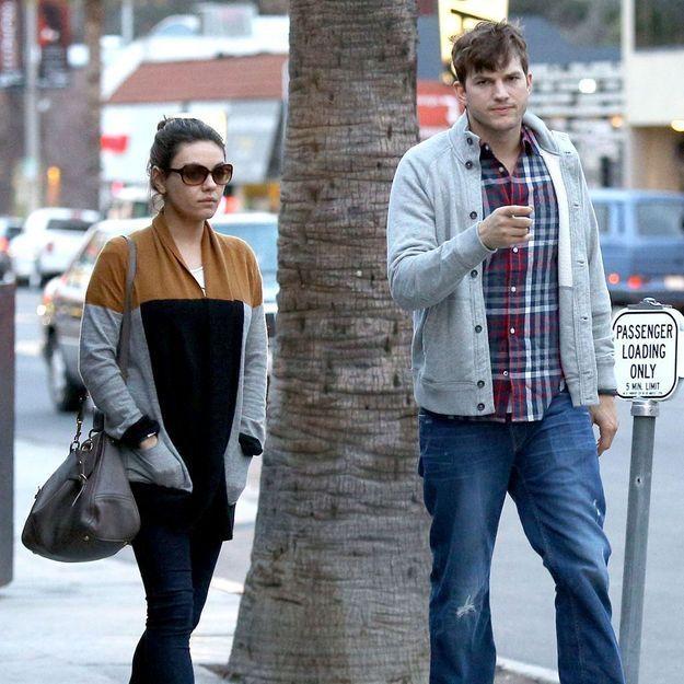 Entre Ashton Kutcher et Mila Kunis, ça a failli ne pas marcher