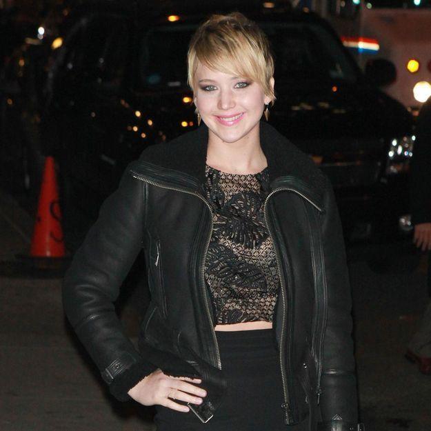 Etats-Unis : Jennifer Lawrence préférée à Miley Cyrus
