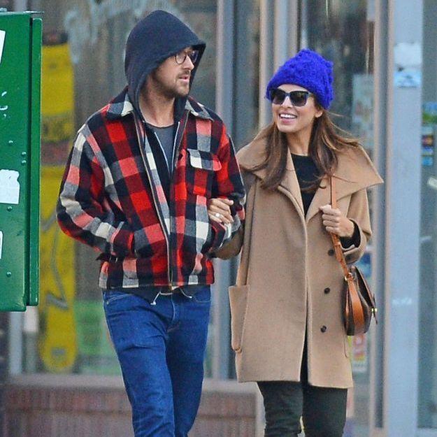 Eva Mendes et Ryan Gosling, un bébé et un mariage ?