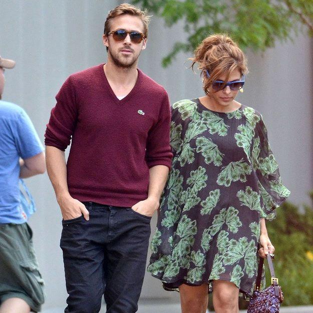 Eva Mendes et Ryan Gosling : on connaît le sexe de leur bébé
