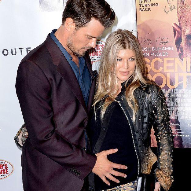Fergie : un prénom extravagant pour son bébé?