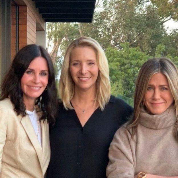 Friends : les actrices réunies pour une raison bien particulière