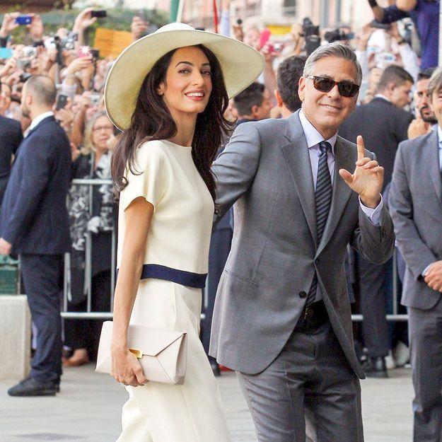 George Clooney et Amal Alamuddin : un mariage hors de prix