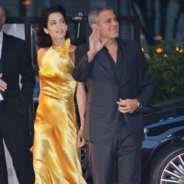 George Clooney et Amal Alamuddin : un retour aux sources dans le Kentucky