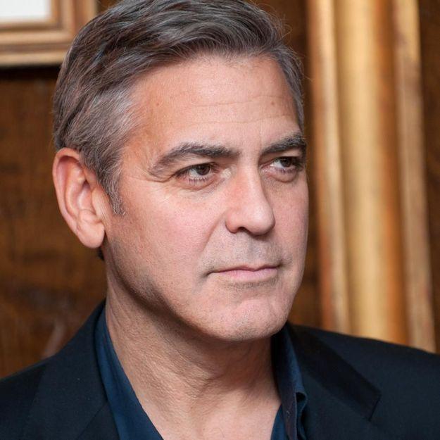 George Clooney s'installe en France