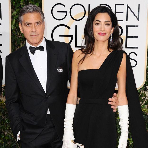 George et Amal Clooney : des caméras pour leur propriété anglaise ?