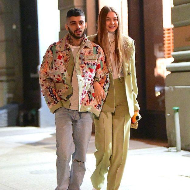 Gigi Hadid : enceinte de son premier enfant avec Zayn Malik ?
