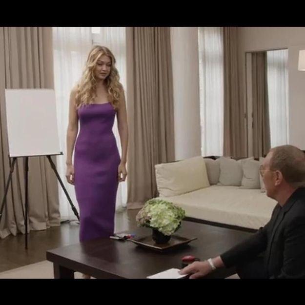 Gigi Hadid et Michael Kors s'affrontent lors des #GlamourGames