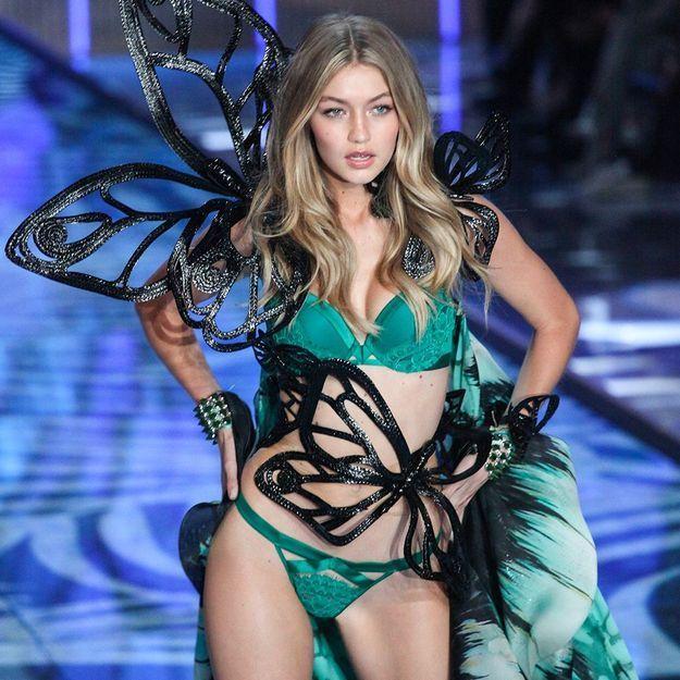Gigi Hadid « pas la bienvenue en Chine » va-t-elle être bannie du défilé Victoria's Secret ?