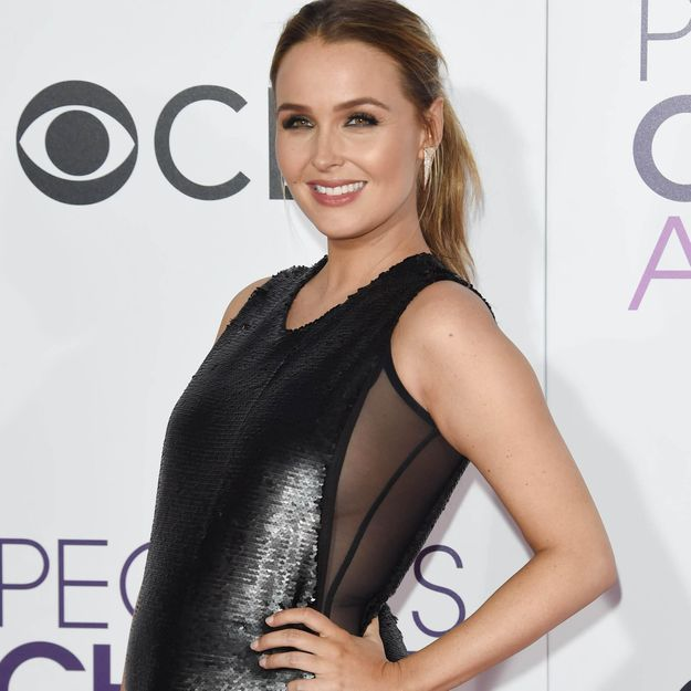 Grey's Anatomy : Camilla Luddington a accouché !