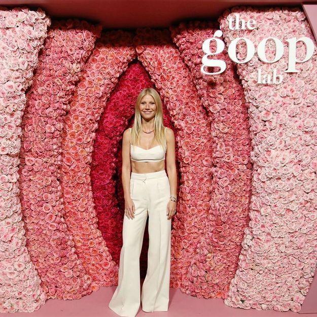 Gwyneth Paltrow explique le choix de la commercialisation de sa bougie senteur vagin