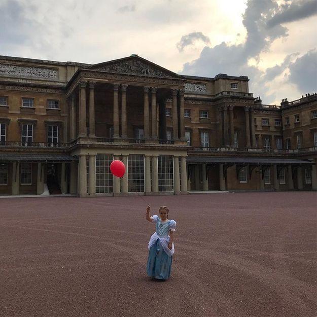 Harper Beckham : les photos de son anniversaire de princesse