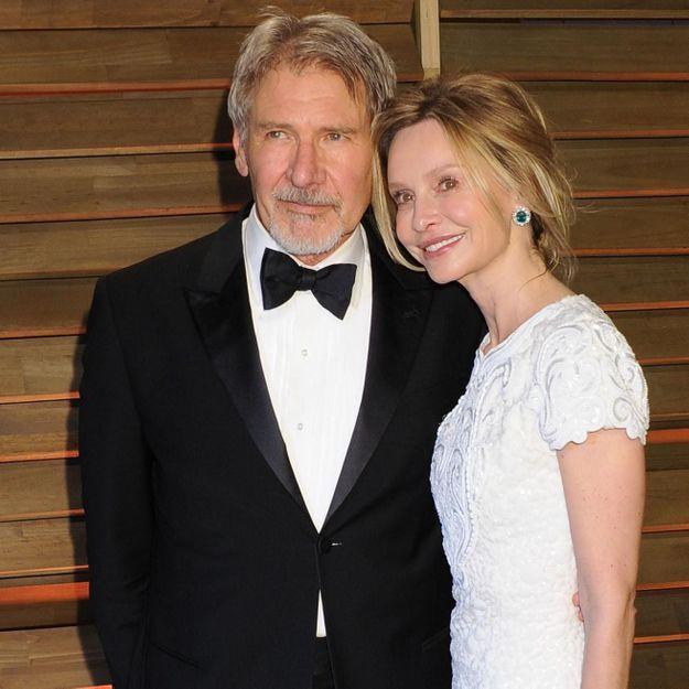 Harrison Ford blessé, Calista Flockhart à son chevet