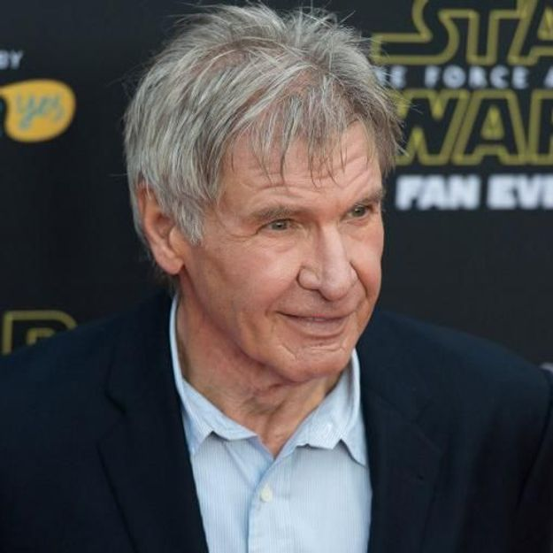 Harrison Ford se moque de Donald Trump